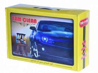 پک اسپری کارواش بدون آب خودرو مدل tc-008